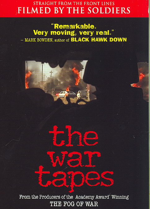 WAR TAPES:DIRECTOR'S EDITION (DVD)