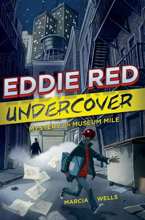 Eddie Red Undercover By Wells, Marcia/ Calo, Marcos (ILT)